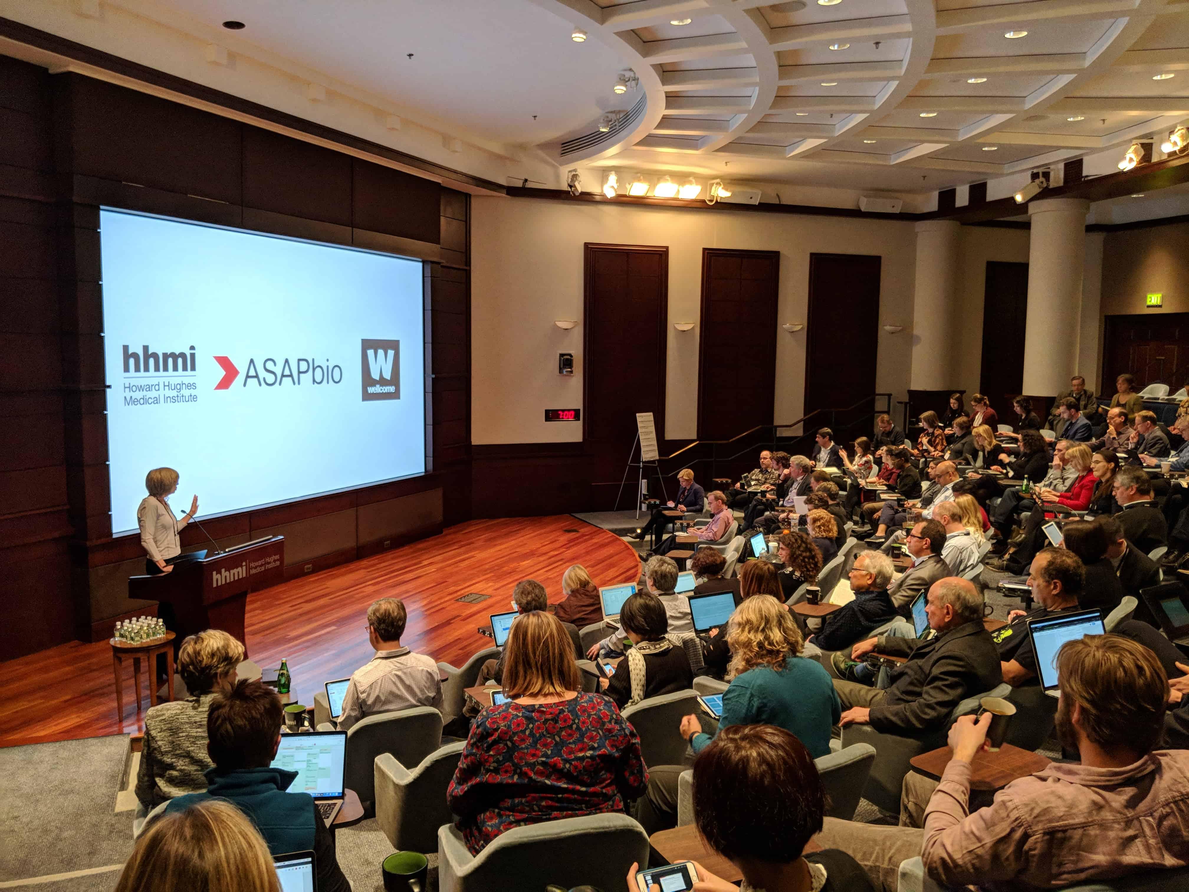 Peer review meeting summary – ASAPbio